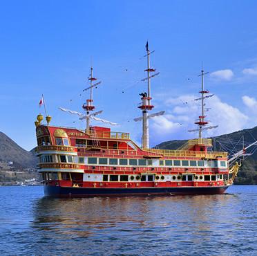 海賊船のご紹介|箱根海賊船