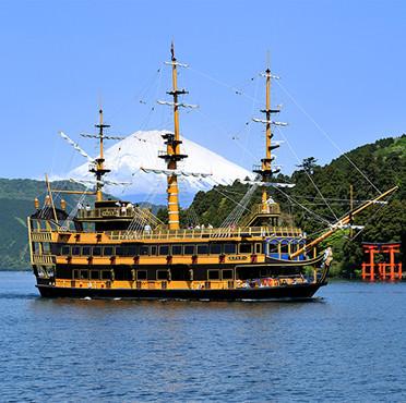 Pirate Ships Hakone Pirate Ship
